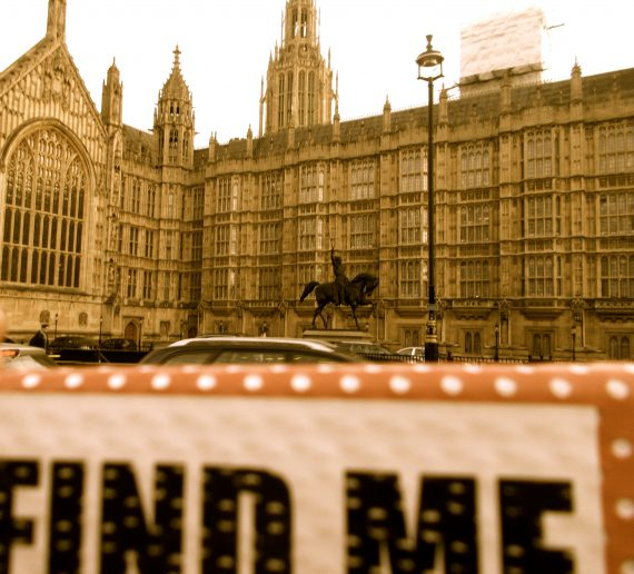Your final day of the opposites began at Westminster where you didn't take the tour.